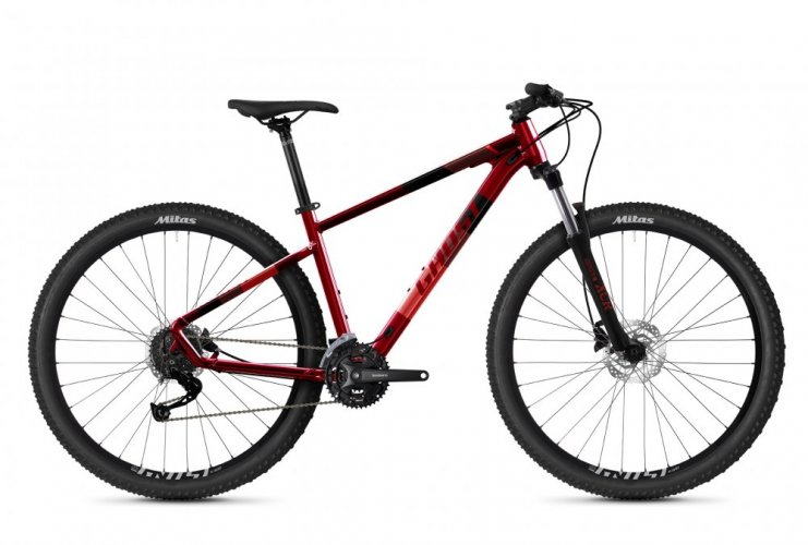 GHOST Kato Universal 27.5 - Red / Black